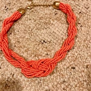 Coral fashion adjustable beautiful necklace
